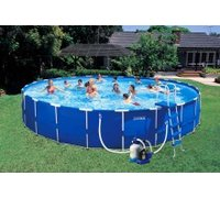 Бассейн каркасный Intex 54950 Metal Frame Pool